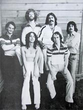 Marauders, blues rock band